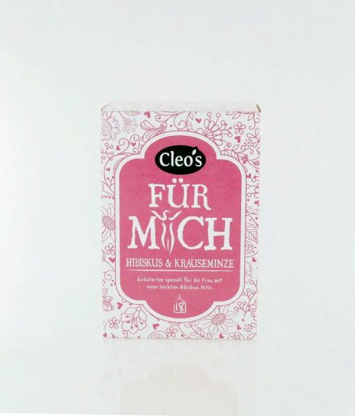 *Bio Für Mich (18 x 1,5g) Cleo's
