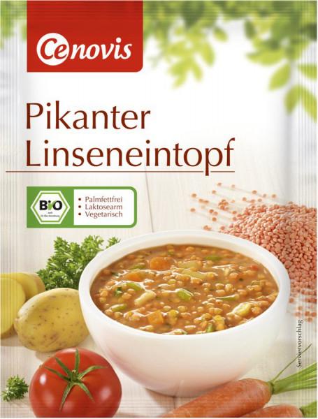*Bio Pikanter Linseneintopf, bio (80g) Cenovis