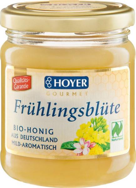 *Bio Frühlingsblütenhonig NATURLAND (250g) Hoyer