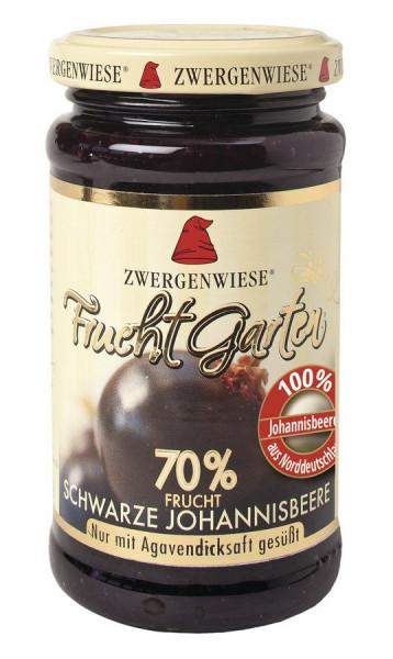 *Bio FruchtGarten Schwarze Johannisbeere (225g) Zwergenwiese