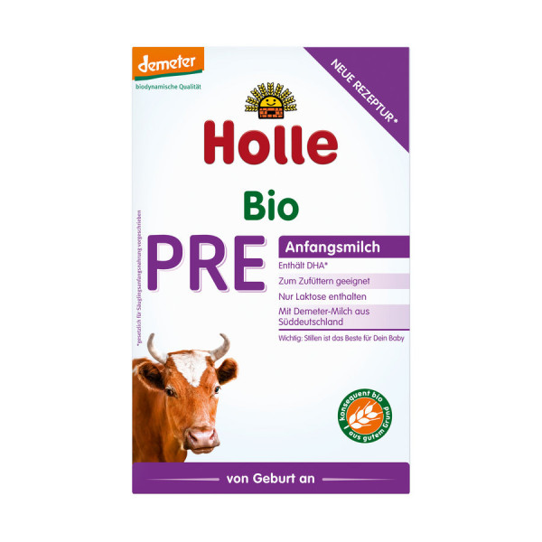 *Bio Pre-Anfangsmilch (400g) Holle