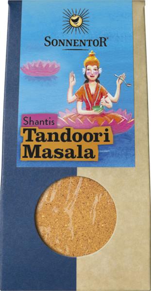 *Bio Shantis Tandoori Masala Gewürz, Packung (32g) Sonnentor