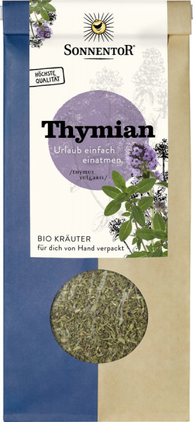 *Bio Thymian lose (70g) Sonnentor