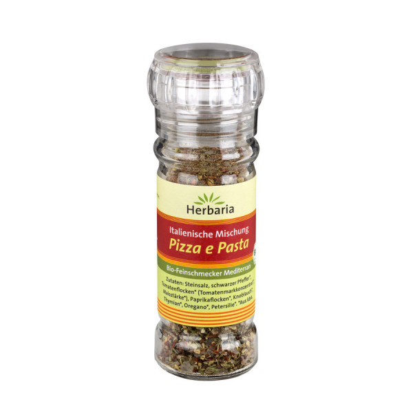 *Bio Pizza e Pasta bio Mühle (50g) HERBARIA