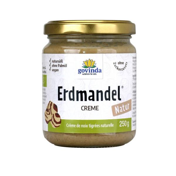*Bio Erdmandel-Creme (250g) Govinda