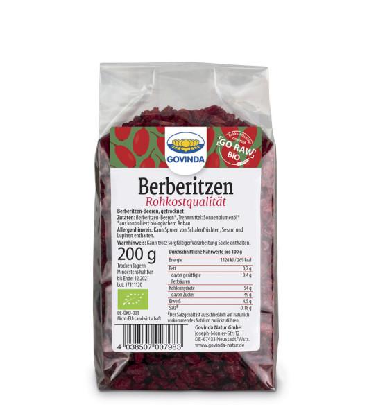 *Bio Berberitzen-Beeren (200g) Govinda