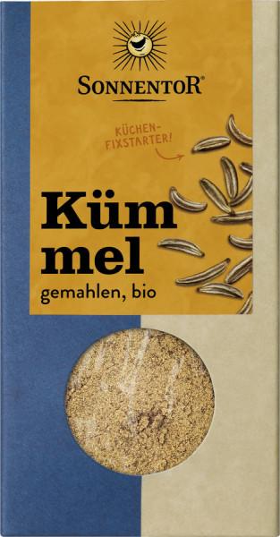 *Bio Kümmel gemahlen, Packung (60g) Sonnentor