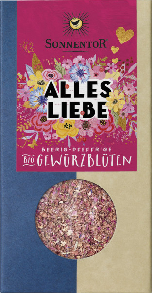 *Bio Alles Liebe Gewürzblüten, Packung (40g) Sonnentor