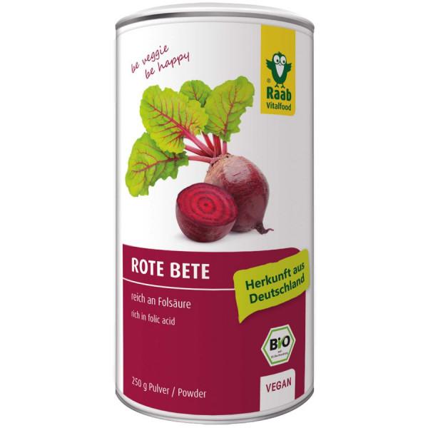 *Bio BIO Rote Bete (250g) Raab Vitalfood