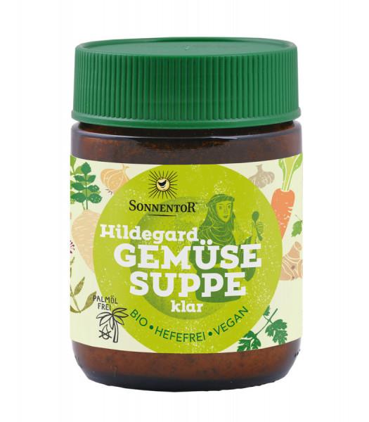 *Bio Gemüsesuppe klar Hildegard, Glas (120g) Sonnentor